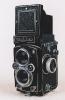 Rolleiflex máquina fotográfica