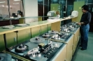 Estúdio de gravação de fita de áudio