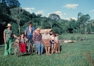 Colonos posseiros moradores da reserva Rio das Cobras