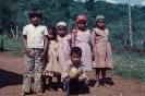 Crianças na Reserva Rio das Cobras 1976