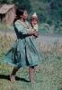 Mãe e filha Caiagangues