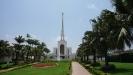 Facha da Templo Igreja Mórmon São Paulo