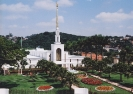 Vista sede Igreja Mórmon